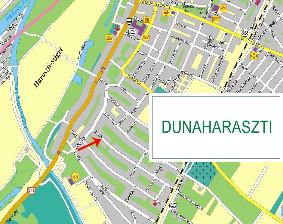 dunaharaszti térkép Schaffer és Társai